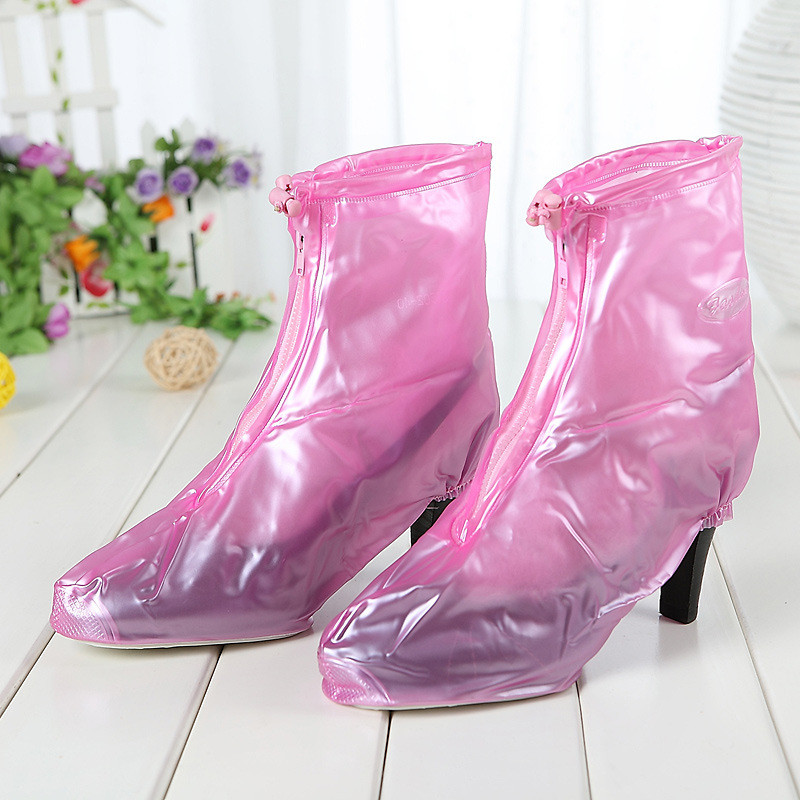 высокий кабель туфли-Li чехлы для Manga boone обувь крышка для женщин дамен обувь непромокаемое чехлы для обуви 2018 манга роковой оптовая продажа