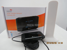 Free Shipping+TS9 Antenna+Sierra Wireless AirCard 754S LTE Mobile Hotspot 4G LTE wireless router- Unlocked