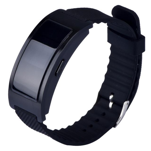 2016 original novo smart watch ck11 dinâmica estática medida da pressão arterial monitor de freqüência cardíaca pulseira inteligente com monitor de sono