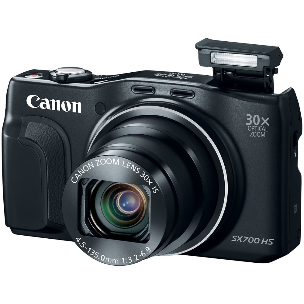 Used,Canon SX700 HS Digital Camera ,100% working good