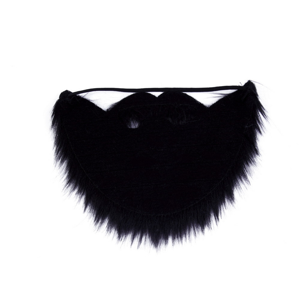 High Quality Fancy Dress Mustache Fake Beard Facial Hair Party Costume Dress Up Halloween Hot Sale Drop Shipping
