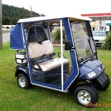 Дождевик для тележки для гольфа, чехол для одежды для электромобиля, дождевик, пылезащитный чехол