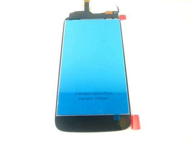 Замена Полный ЖК-Дисплей + Сенсорный Экран Digitizer для Acer Liquid Jade Z S57 Черный