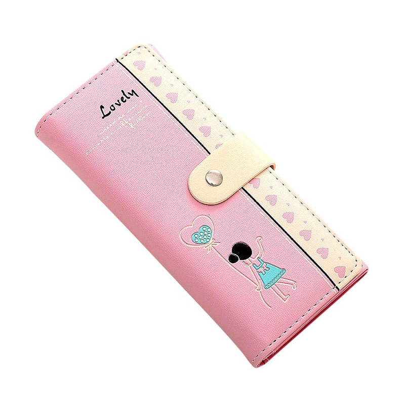 Super gift! Price reduction Free postage Promotional merchandise Womens Handbag Wallet Lady Wallet Card Bag Handbag sacoche