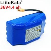 Nieuwe Liitokala 36 V 4.4ah Lithium Batterij 10s2p 36 36 V 4.4ah Lithium Ion Batterij 4400 V Mah Twist Scooter auto Batterij Batterij pack Consumentenelektronica -
