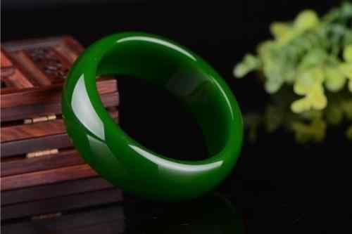 Koraba Fine Jewelry chiński naturalne piękne Jasper zielony nefryt Jade bransoletka bransoletka darmowa wysyłka