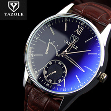 YAZOLE 2017 Men Business Watch Male Quartz Wrist Watches Men Clock Top Brand Luxury Famous Wristwatch