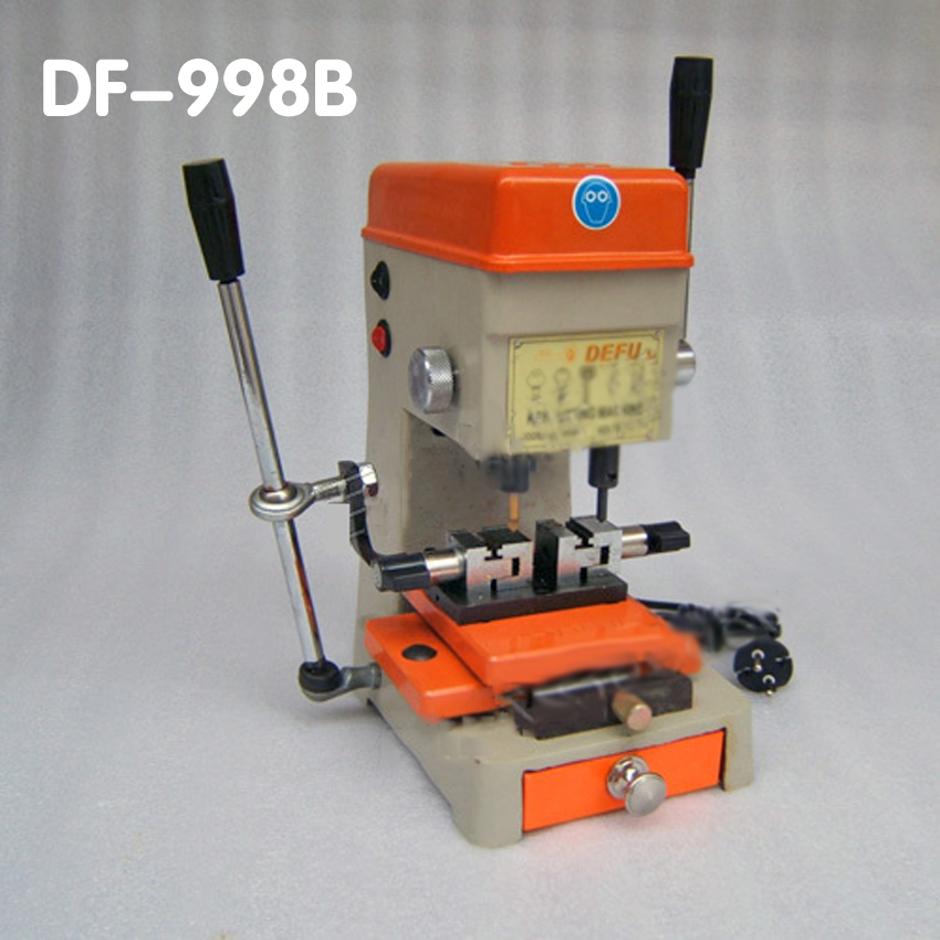 DF-998B Copy Key Cutter key cutting machine locksmith tools lock pick set door lock opener key spare part t handle vending machine pop up tubular cylinder lock w 3 keys vendo vending machine lock serving coffee drink and so on