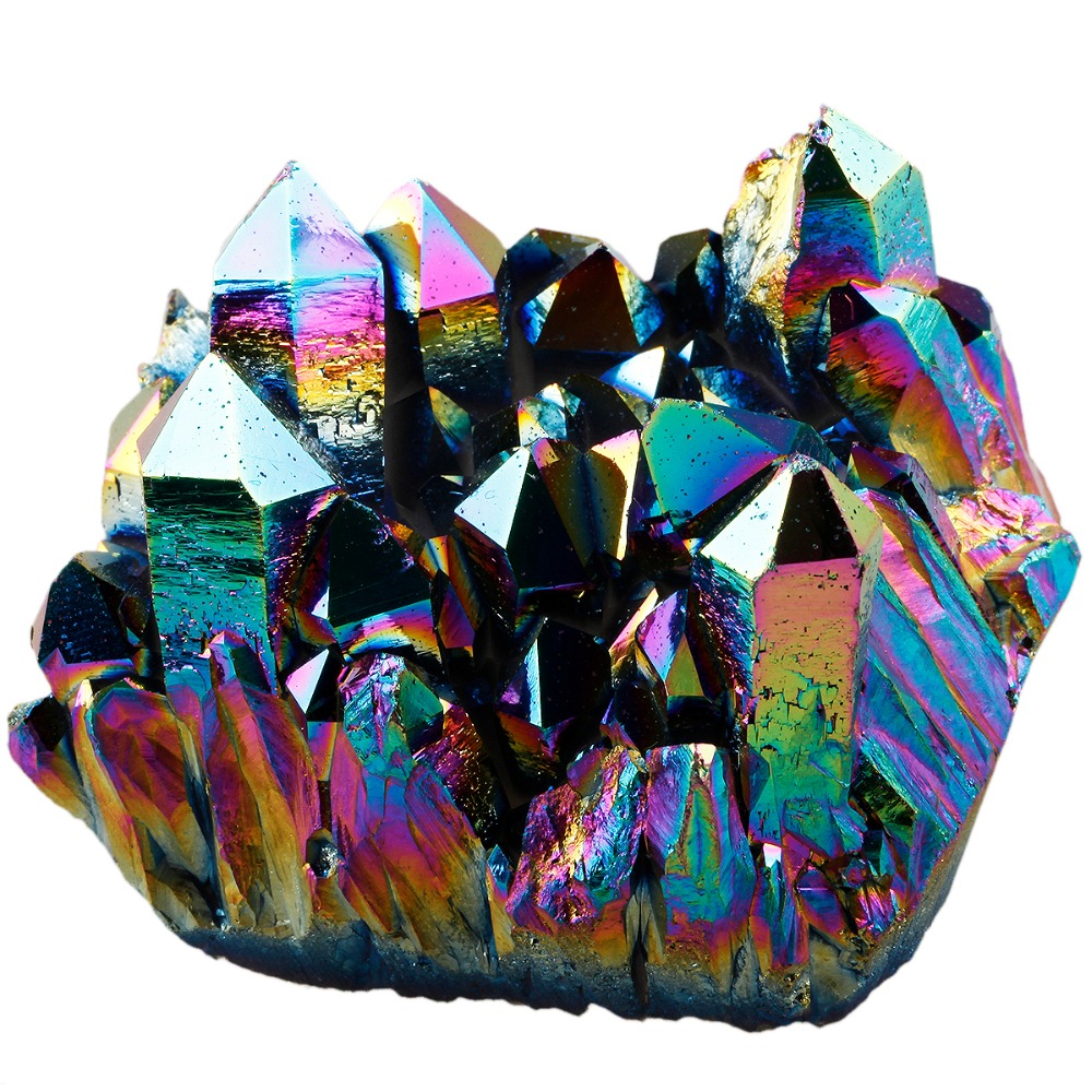 Crystal cluster don fernando marc wallice