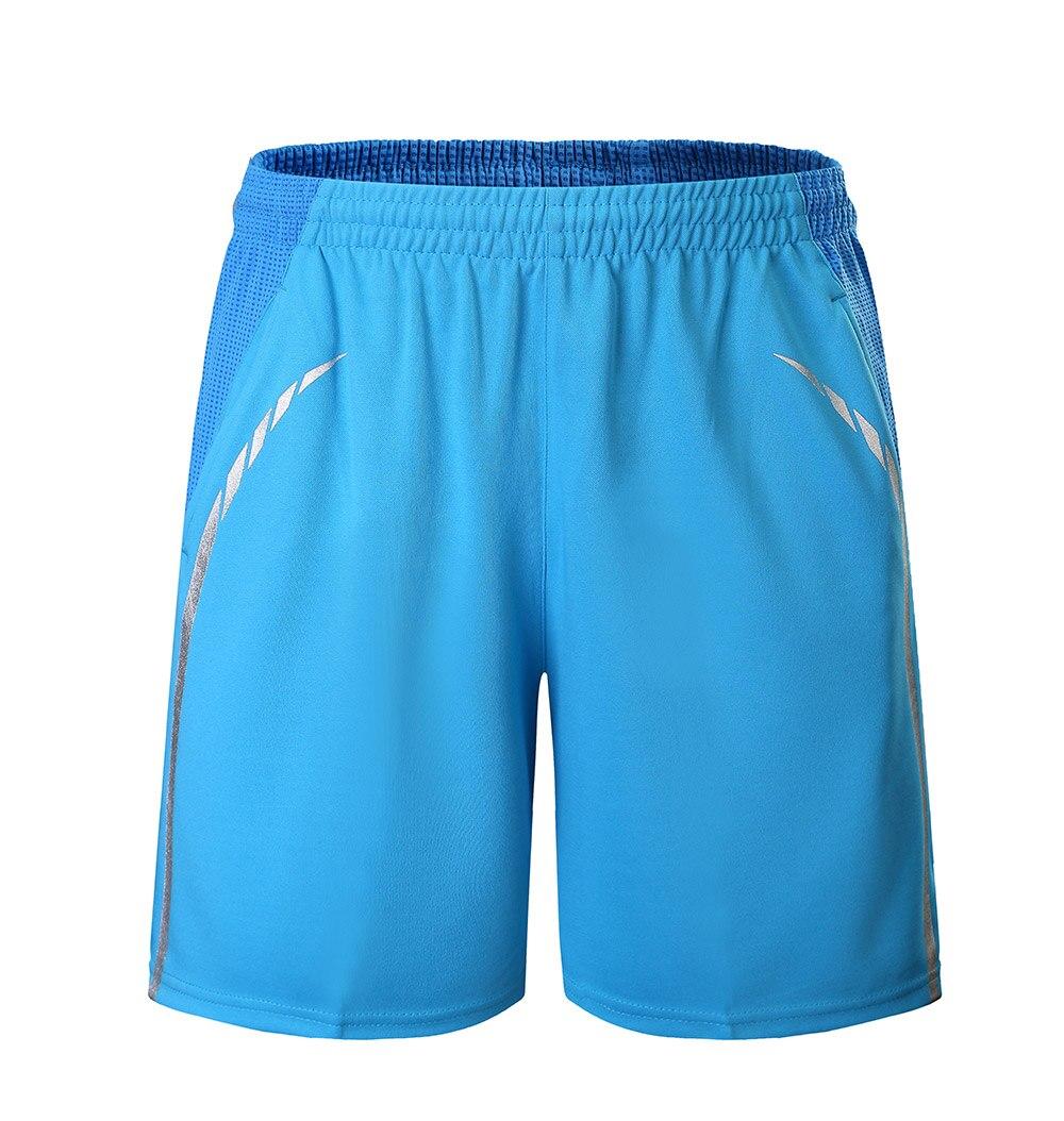 מכנסי הספורט של גברים חדשים, מכנסי טניס, מכנסיים בדמינטון, טניס שולחן מכנסיים 601 # גודל XS-4XL
