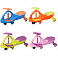 Ride On Car Swivel Roller Ride Kids Twist Wiggle Scooter Play Toys Swing
