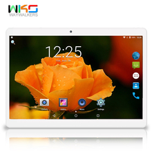 10 inch Octa Core 2019 Original powerful Android 7.0 Tablet Pc 4G RAM 32G ROM IPS Dual SIM card Phone Call Tab Phone pc tablets