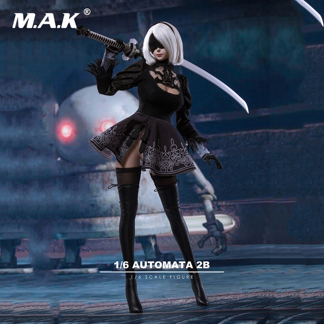 PS4 Game 1/6 NieR: Automata 2B YoRHa No. 2 Type B Girl