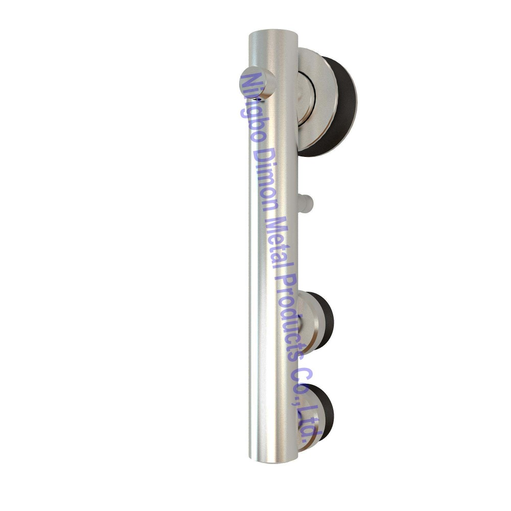 High Quality Exterior Doors Jefferson Door: Dimon Stainless Steel Door Wheel Glass Sliding Door Roller