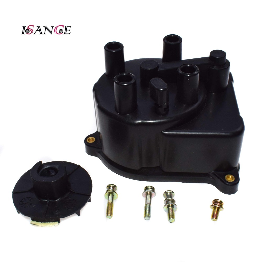 Distributor Cap And Rator Set For Acura Integra Honda