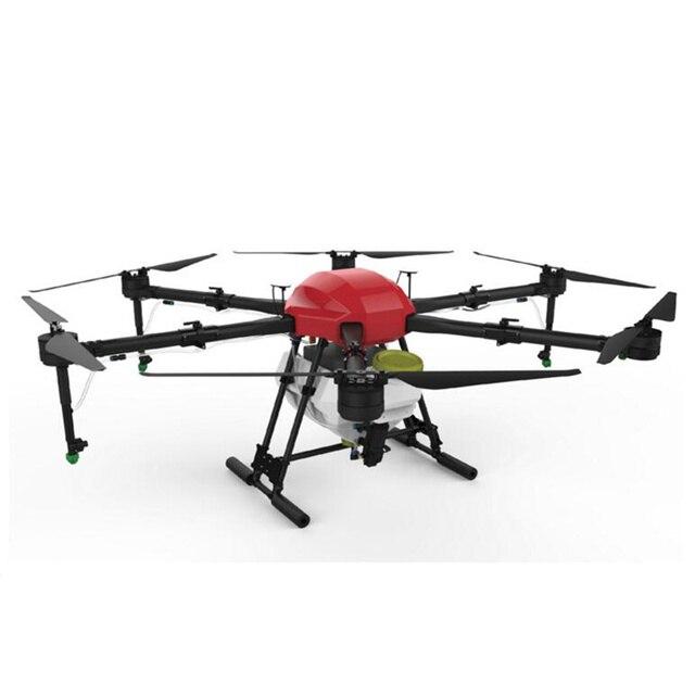 S616 16L 16 KG de pulverización agrícola Dron 1700mm kit de marco de ruedas con X8 o E5000 PRO kit de sistema de alimentación
