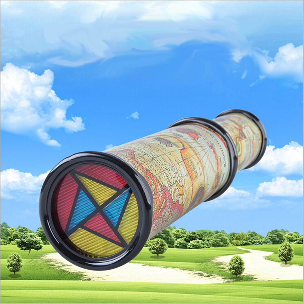 Rotating kaleidoscope Antistress Toy 1pcs Kids Toys