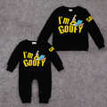 2016  spring loaded parent-child Korean cartoon sweater family pack all climb clothes family look  sale