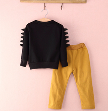 Hot Minions Long Sleeve Outwear & Pant Outfit Sets for 1 to 5 years