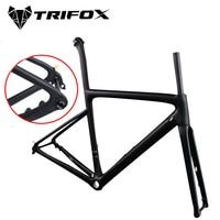 2019 colnago Disc Brake carbon road bike frame UD black Carbon Thru Axle Rear Derailleur 142x12 Front 100x12mm Racing Bike Frame