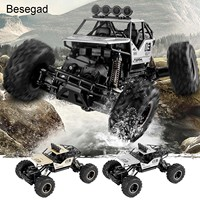 Children Classic Vehicle Toy 1:16 Scale High Speed Remote Control Electric Fast Racing Off Road Crawler Truck Vehicle RC Car Toy