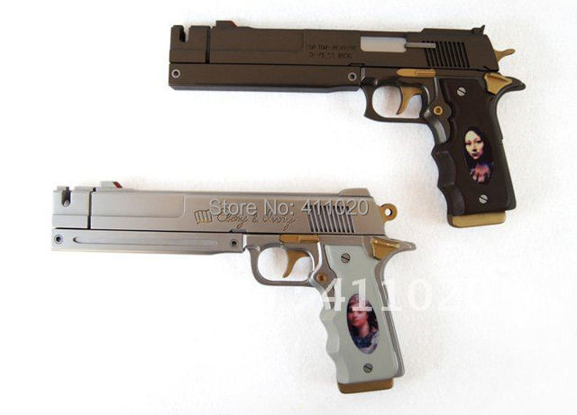 Ebony and ivory guns for sale