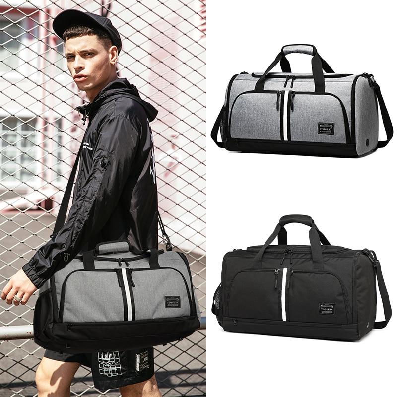 40L Travel bag Gym backpack Sport bag Shoe bag Yoga Training Fitness Packing Outdoor City Tourism Camping Dry Bag Hand Bag