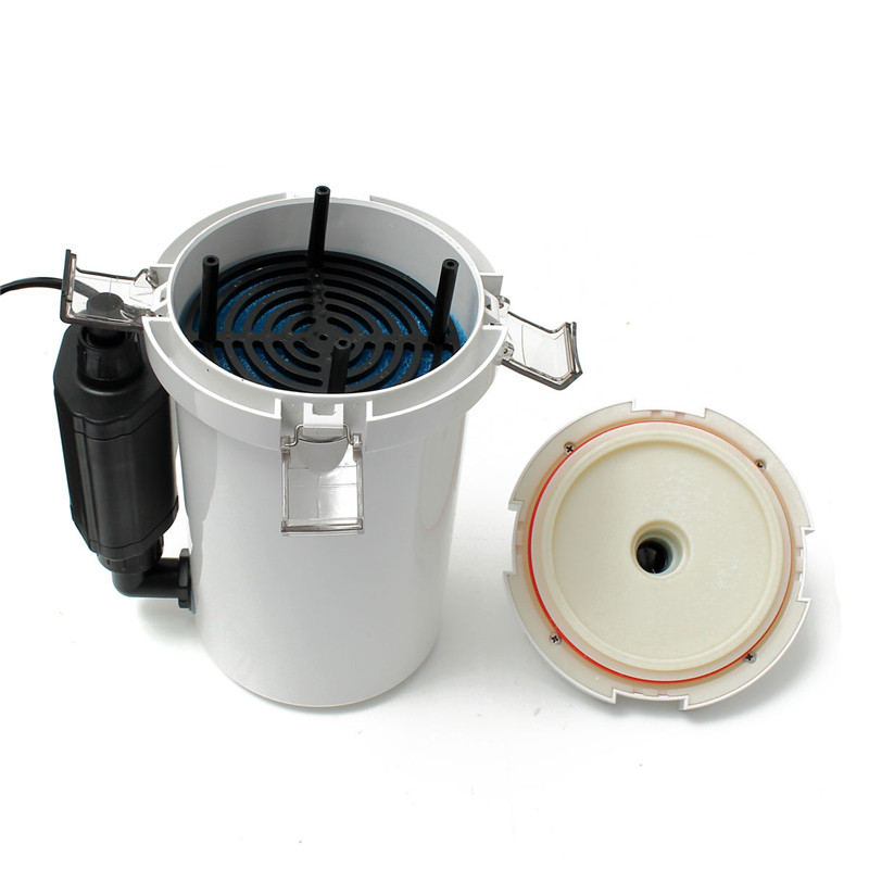 ZHIYANG HW 603BL 6W External Canister Filter Table Top ...