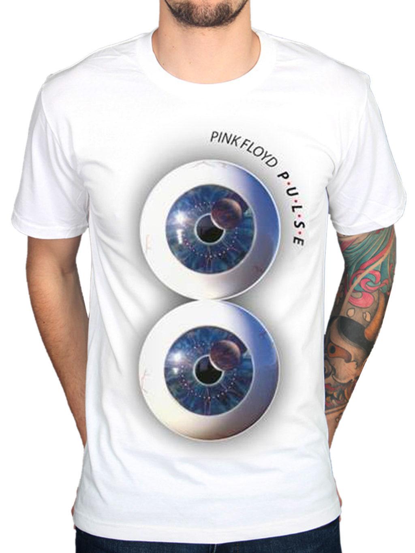 Floyd Pulse T-Shirt Rock Band Tour Merchandise Punk Indie London