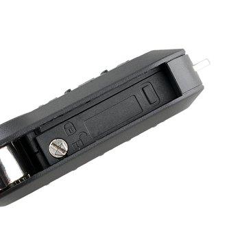 Pasuje do FIAT GRANDE PUNTO 500 BRAVO DUCATO PANDA 3 przycisk FOB zdalne etui 3-kluczowe etui na klucze ochraniacz na klucze tanie i dobre opinie CN (pochodzenie)