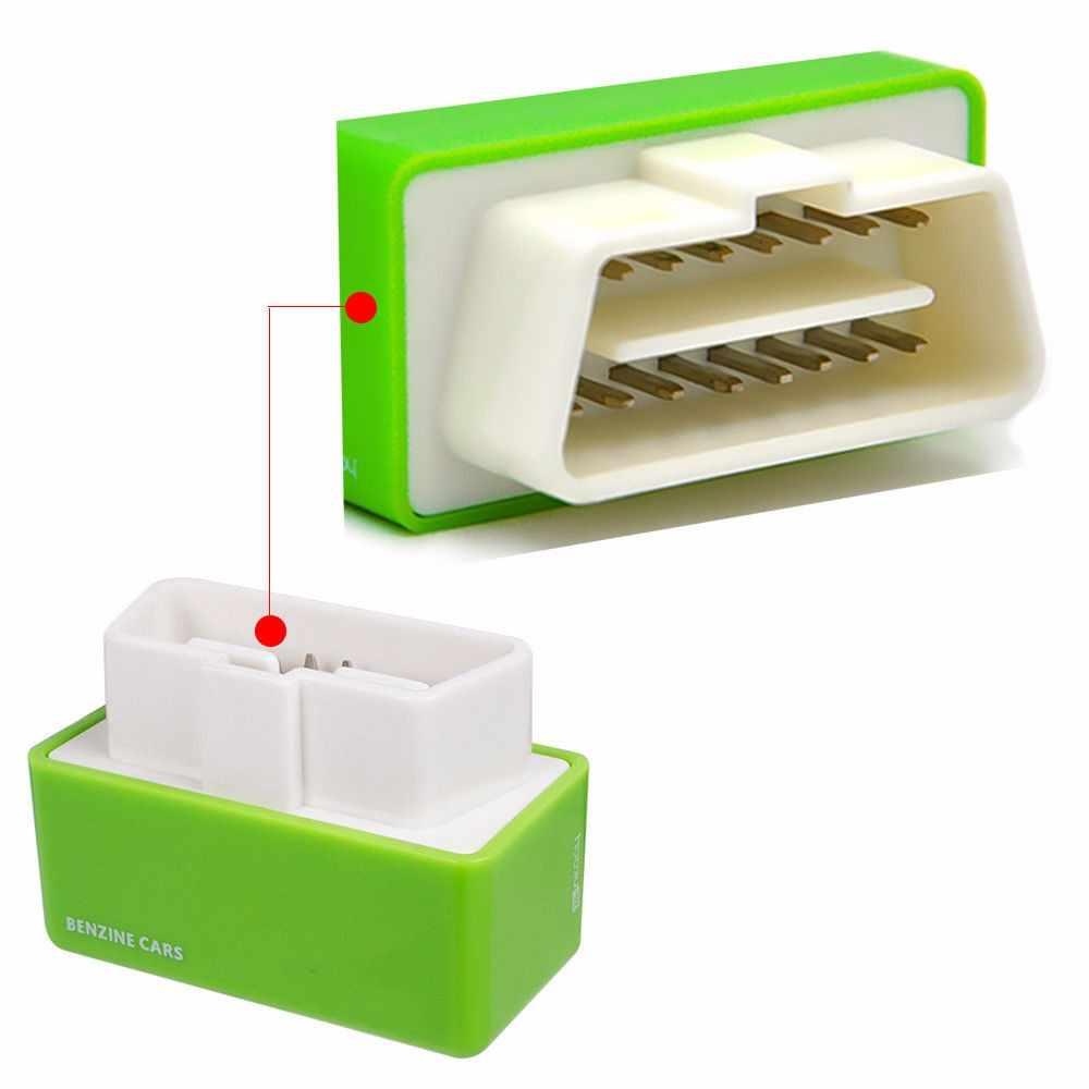 Hot Nitro OBD2 Eco fuel EcoOBD2 ECU Chip Tuning Box Plug NitroOBD2 Eco OBD2 For Diesel Cars 15% Fuel Save More Power