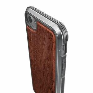 Image 3 - Funda x doria Defense Lux para iPhone 7 8 Plus, carcasa de teléfono de grado militar probada con caída para iPhone 7 8 Plus, funda de aluminio