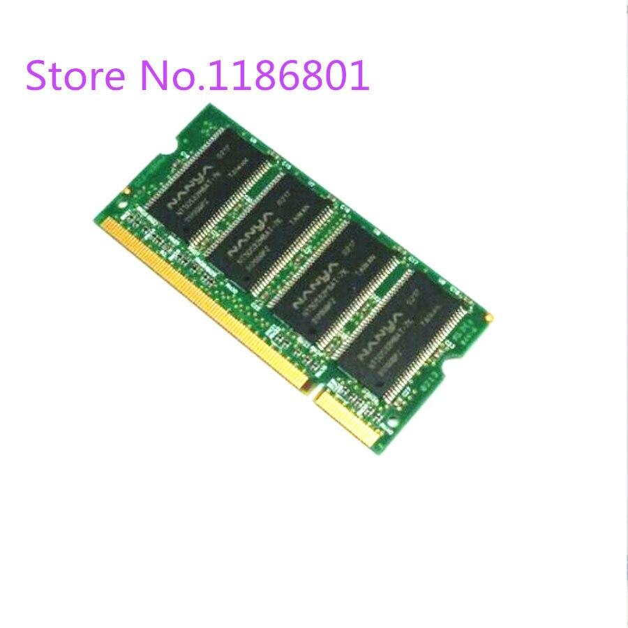 1GB SET KINGSTON 512MB X 2 PC2100U DDR DESKTOP MEMORY 2 PIECES @ 512MB EACH