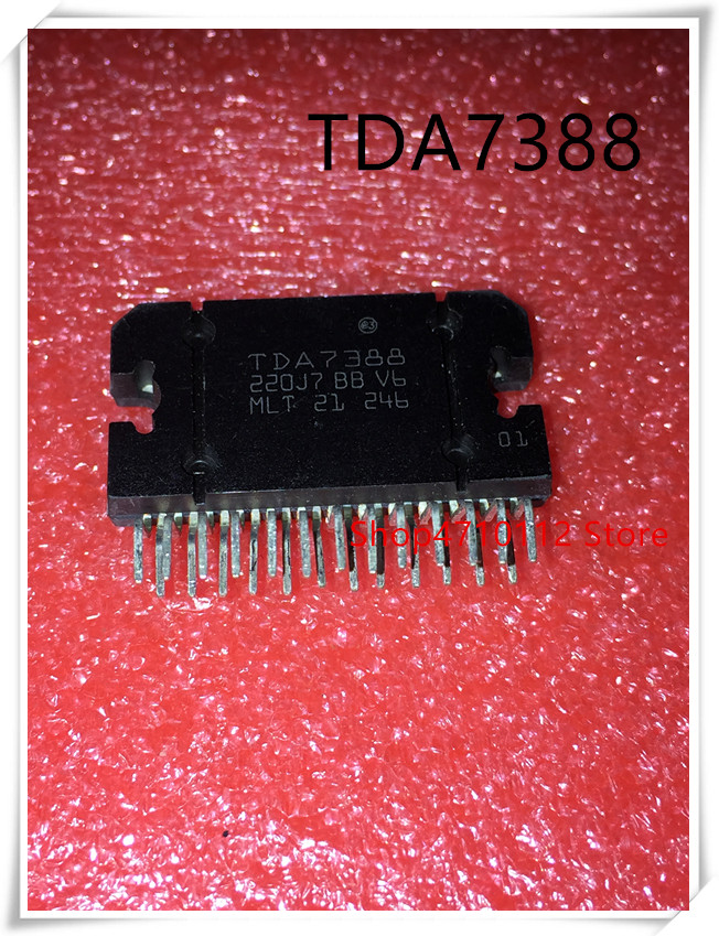 20PCS/LOT NEW TDA7388 TDA 7388 ZIP-25 IC