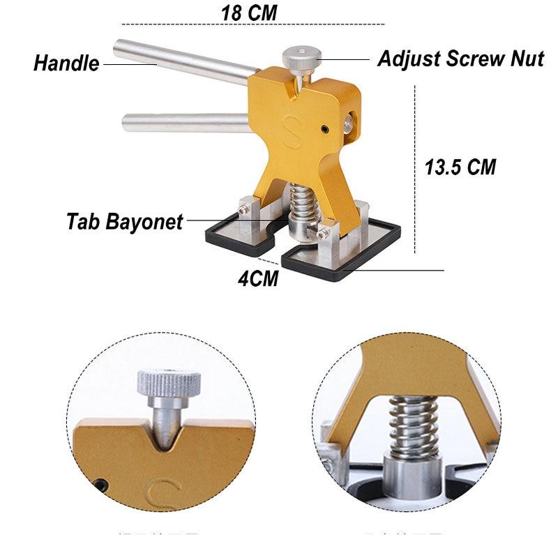 PDR szerszámok Festék nélküli fogorvos-javító szerszámok - Szerszámkészletek - Fénykép 4
