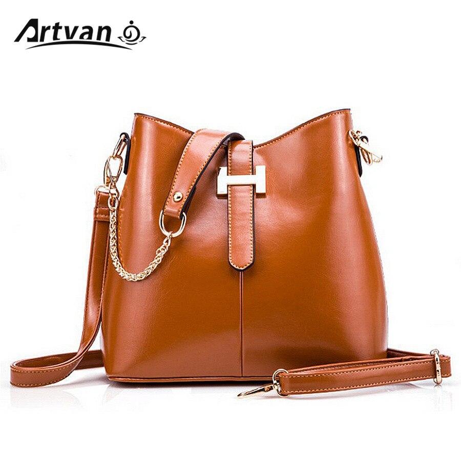 2015 Neue Kommen Eimer Taschen Verbund Echtem Leder Handtaschen Berühmte Marke Design Frauen Messenger Taschen Mode Frauen Taschen Mm21