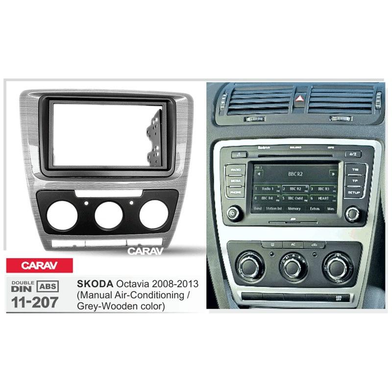 Aliexpress. Com: buy radio fascia for skoda octavia 2008 2013.