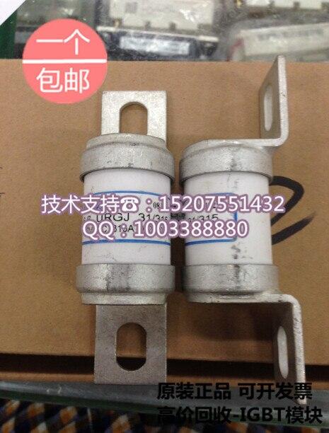 все цены на Roland Ferraz fuses 6,6 URGJ31/315 315A 660V original new fuse wires онлайн
