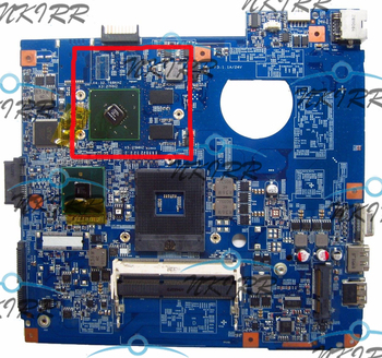 JE40-CP 09920-3 48.4GY02.031 09920-SC 48.4GY02.0SC 512M DDR3 MotherBoard for Aspire Travelmate 4740G 4741G 4741Z MS2303 MS2306