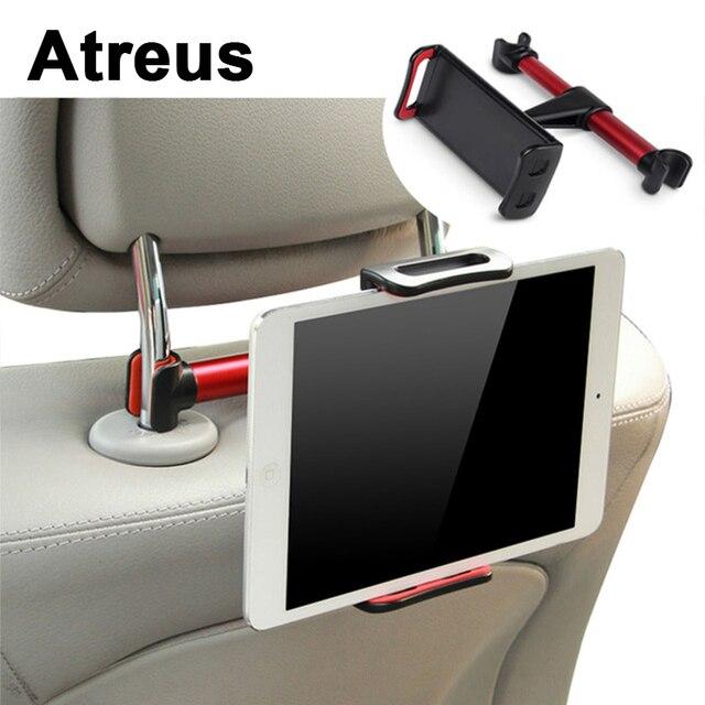 Atreus Car Seat Back Headrest Mount Bracket IPad Holder Clip For Mercedes Benz W204 W203 W211
