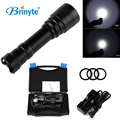 Brinyte XM-L2 U2 LED Diving Flashlight 1000lm High Power Underwater 150m Waterproof Diver Torch Lamp Flash Light + 18650 Battery