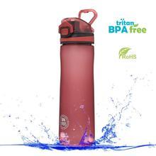 Diller Sport Water Bottles 500/600ML Protein Shaker Outdoor Travel Portable Leakproof Tritan plastic Drink Bottle BPA Free
