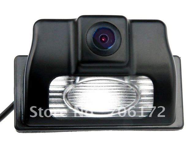 Car Rear View Parking Reversing Camera 170Degree Weatherproof For Nissan Teana/Tiida(Sedan)/Sylphy/Geely/Paladin