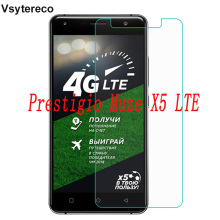 For Prestigio Muze X5 Lte Tempered Glass Screen Protector 2 5 9h Safety Protective Film For