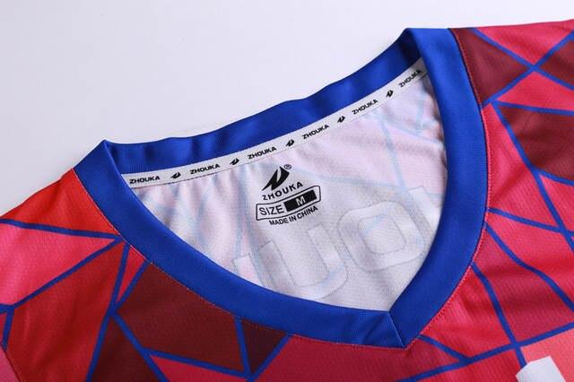 5319d086bbe18 Geometric Patterns Unique Design Basketball Jersey Sublimation Printing  Custom Basketball Uniform Men Running Kits free