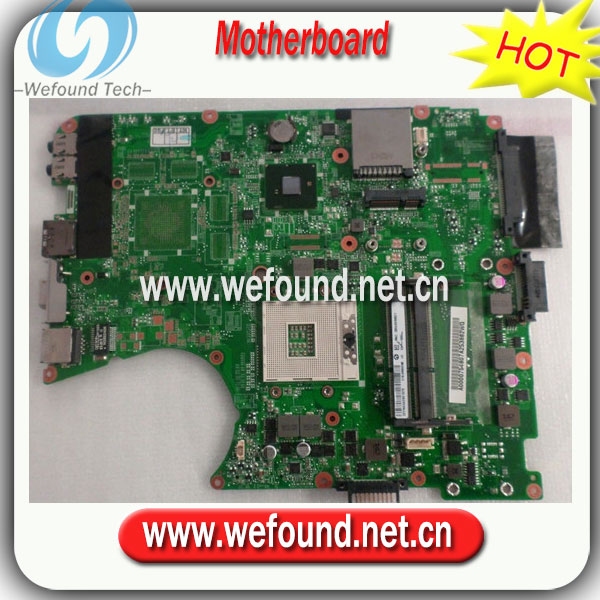 ФОТО 100% Working Laptop Motherboard for toshiba L655 L655-S5146 DA0BL6MB6G1 A000075380 Series Mainboard,System Board