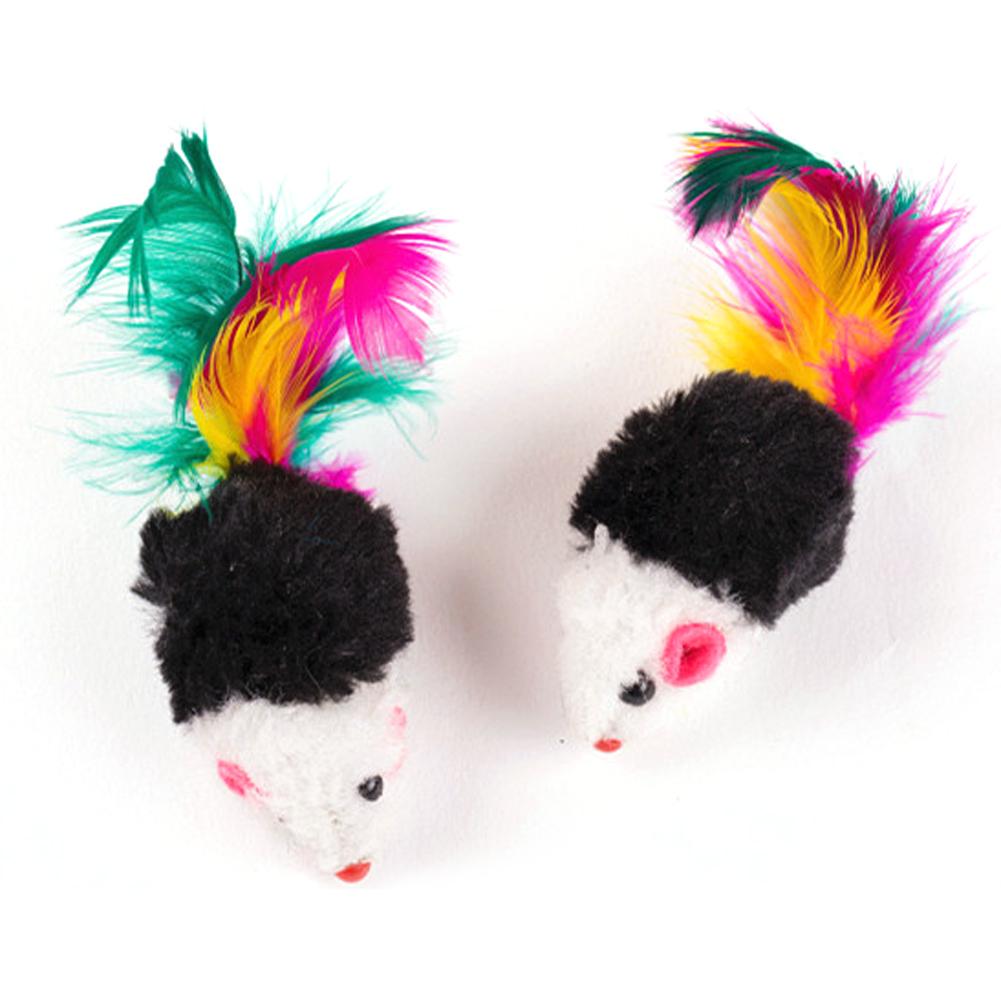 10 pcs interactive cheap funny mouse cat toy 10 Pcs interactive Cheap Funny Mouse cat toy HTB1ZrnYOXXXXXaCXXXXq6xXFXXX0