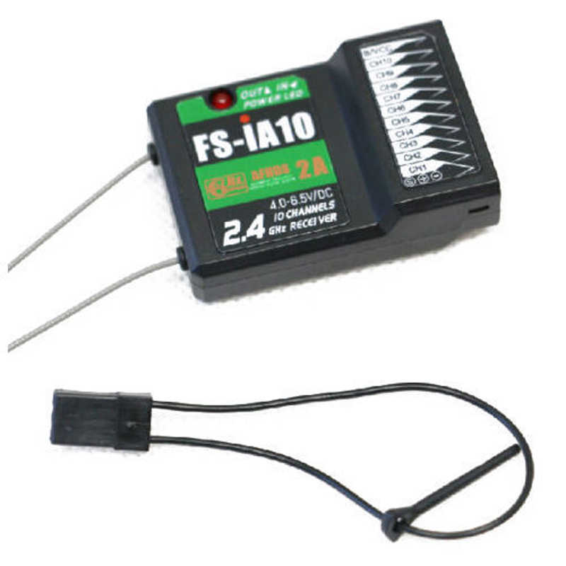 2 4G Flysky 6CH FS iA6B Rc Receiver PPM Output With iBus