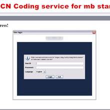 Diagnostic-Tool Sd Connect Scn-Coding-Service Online Star C4 for M.b C5 Best One-Time-Server