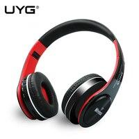 UYG ST-422 fones de ouvido over-ear fone de Ouvido estéreo Bluetooth fone de ouvido Sem Fio com microfone suporte tf FM para o telefone inteligente